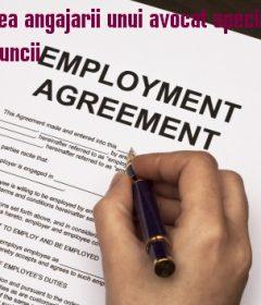 Necesitatea angajarii unui avocat specializat in dreptul muncii