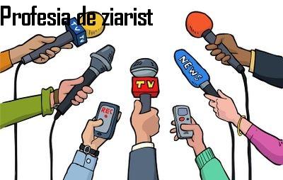 Profesia de ziarist
