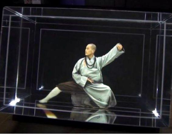 Ecranul holografic creat de Looking Glass nu are nevoie de ochelari 3D