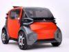 Ami One este o mini-masina excelenta pentru traficul urban.