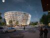 Forskaren va fi proiectat de firma de arhitectura daneza 3XN.