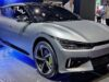 Modelul electric Kia EV6